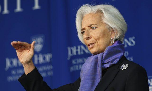 Глава МВФ предрекла миру новые экономические угрозы
