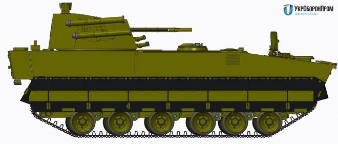 Для украинской армии разработают БМП нового поколения