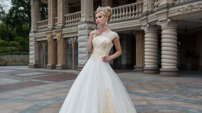 67625deacc8fd6f Украина шьет свадебные платья для невест из Австралии, Америки, Африки и  Европы - фото
