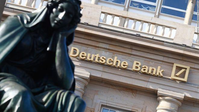 """Американский бизнес Deutsche Bank добавили в список """"проблемных"""""""