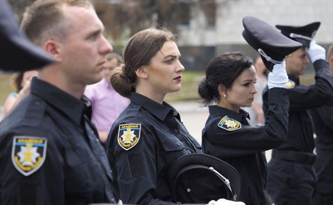 Аваков: новая полиция будет честной и самоотверженной