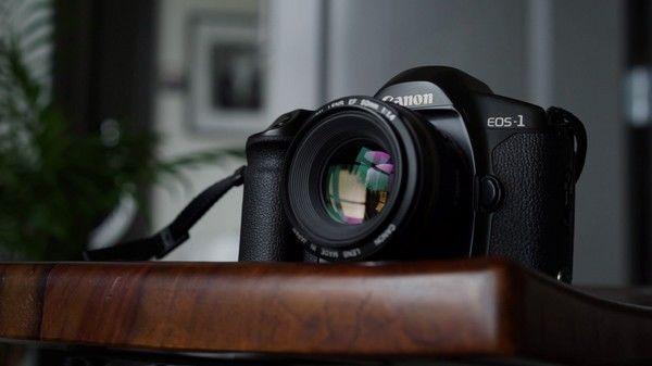 Пленочные фотоаппараты Canon стали историей