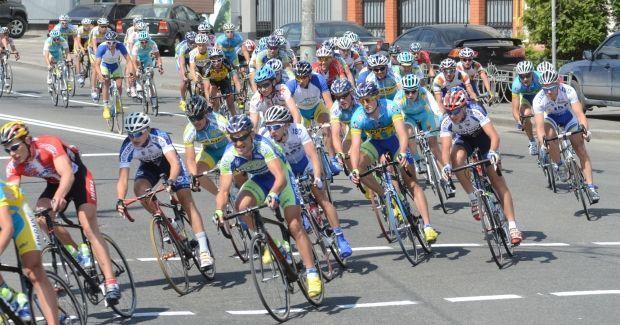 Центр Киева перекроют из-за велосипедистов