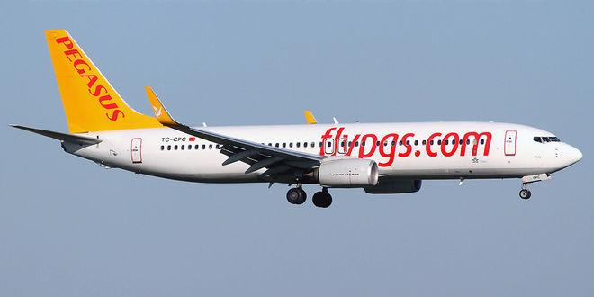 Турецкий лоукостер запускает прямые рейсы из Киева в Измир