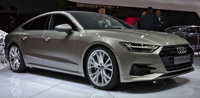Audi отзывает 60 тыс своих автомобилей
