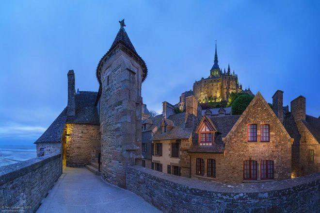 Как выглядит самый красивый замок Франции