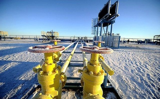 Украина запасается газом на зиму