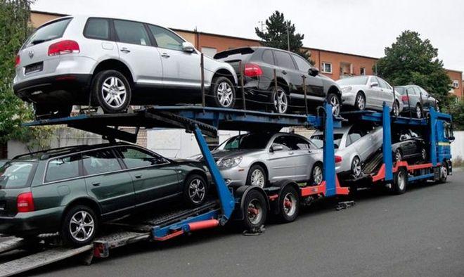 В Украине могут ужесточить контроль за перемещением авто на еврономерах