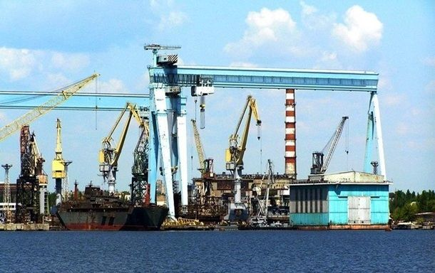 Работникам Николаевского судостроительного начали выплачивать зарплату