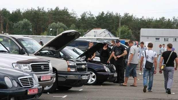 Владельцев автомобилей на еврономерах ждут космические штрафы