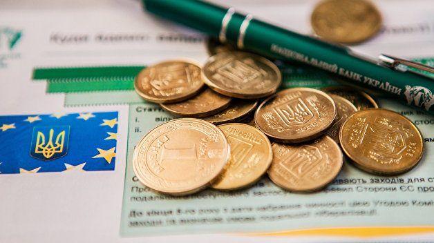 Украина сократила свои внешние долги
