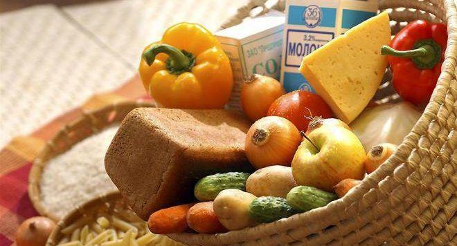 В Минагрополитики утверждают, что продукты дешевеют