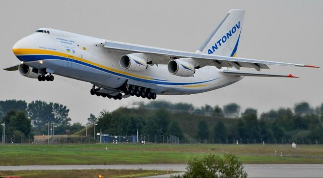 Россия готовится самостоятельно выпускать самолеты «Антонов»
