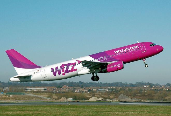 Wizz Air отменяет бесплатный провоз ручной клади