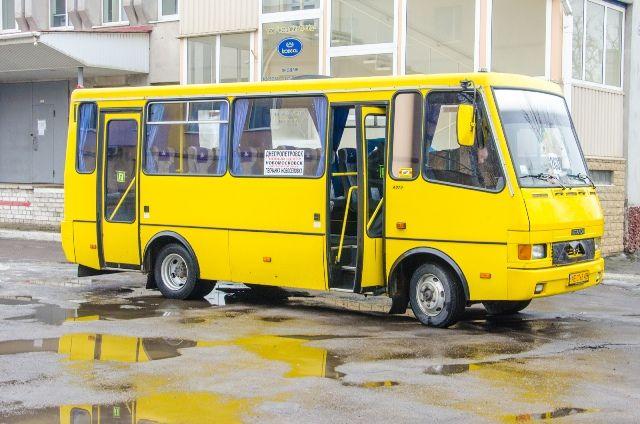 В Украине маршрутки заменят неолайнерами