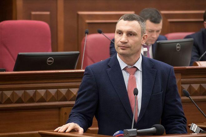Кличко: киевляне не будут платить за бездарность «Киевэнерго»