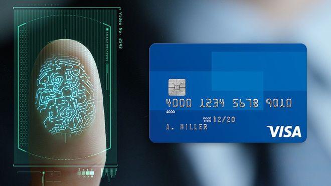 В Украине запустили платежи по отпечаткам пальцев, но установили лимит в 500 гривен