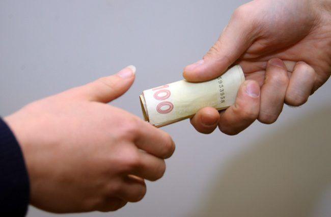 Коррупция и взяточничество в украинских организациях зашкаливают