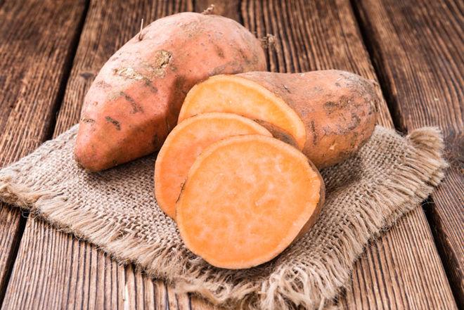 У сладкого картофеля огромный потенциал в Украине