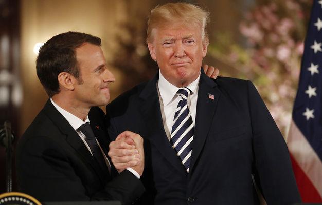 Трамп предлагал Франции покинуть ЕС – The Washington Post