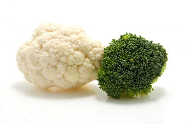 Украина вдвое увеличила производство цветной капусты и брокколи