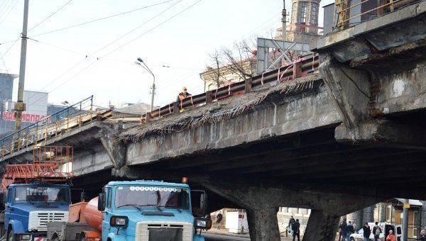 В КГГА рассказали, как выбирали победителя тендера на реконструкцию Шулявского моста