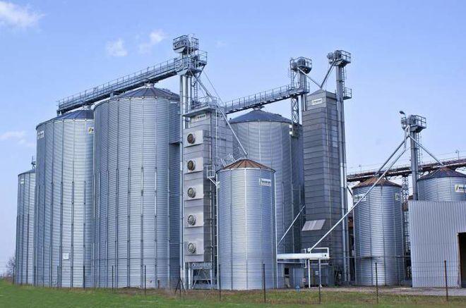 Крупный агрохолдинг открывает три элеватора вПолтавской области