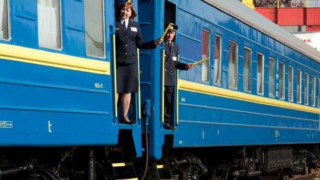 """""""Укрзализныця"""" увеличила количество поездов к Азовскому морю"""
