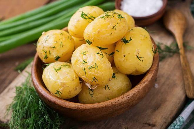 Украина втрое увеличила экспорт картофеля