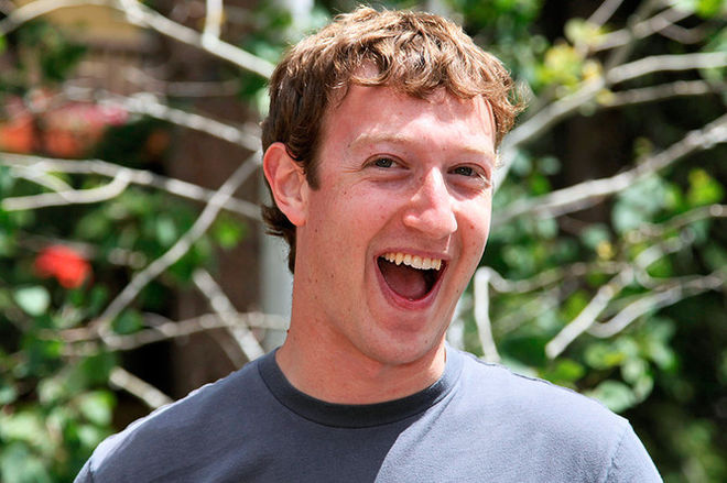 Цукерберг вошел в тройку самых богатых людей мира