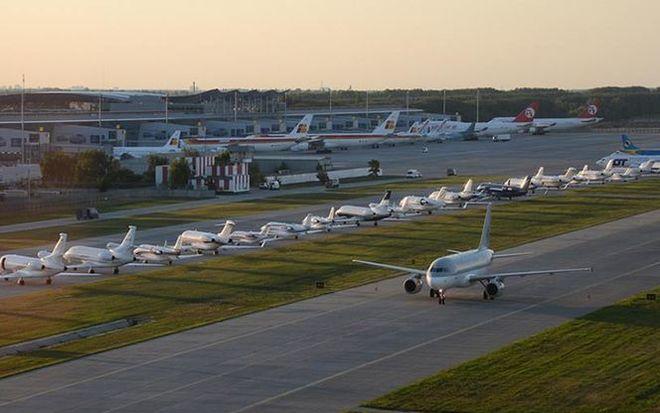 Аэропорт Борисполь возглавил европейский рейтинг