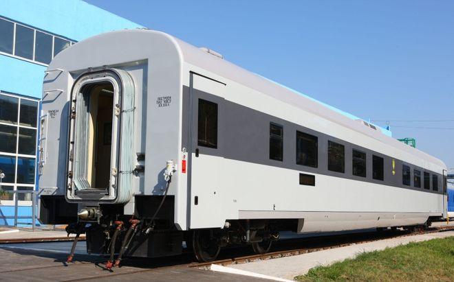 Крюковский завод забросил производство пассажирских вагонов