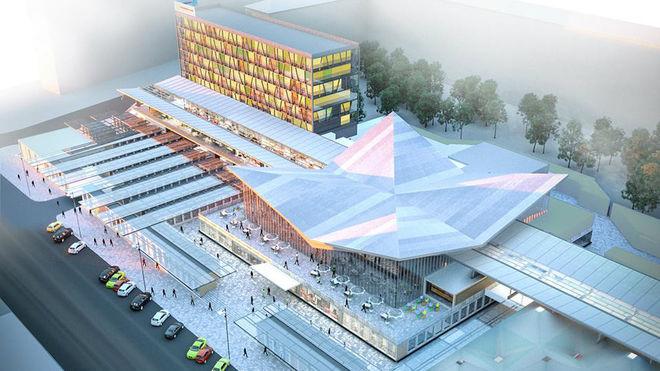 Реставрация Бессарабского рынка и реконструкция Владимирского рынка: представлены проекты