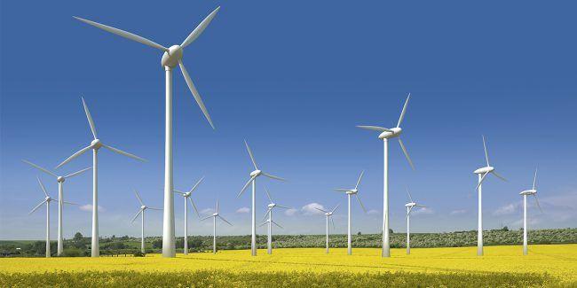 Китайцы планируют построить в Украине мощную ветроэлектостанцию