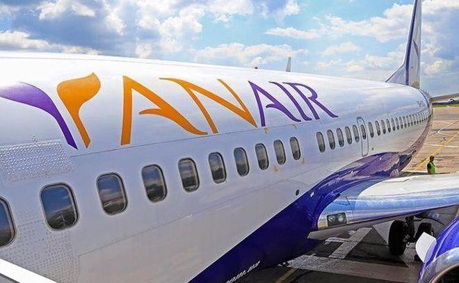 Аэропорт Львов временно прекратил обслуживать рейсы Yanair