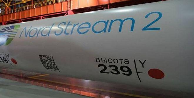 """США угрожают санкциями компаниям, которые строят """"Северный поток -2"""""""