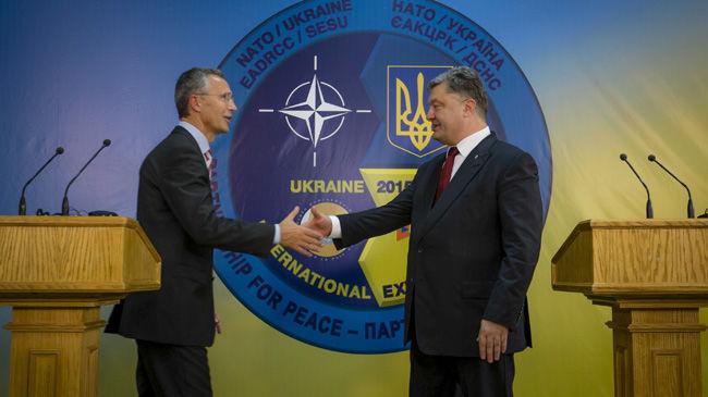 Члены НАТО подтвердили евроатлантические стремления Украины