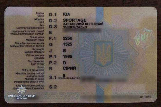 Полиция задержала преступников, которые подделали документов на 8 миллионов гривен