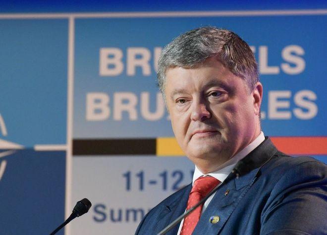Украина должна покупать газ на границе с РФ – Порошенко