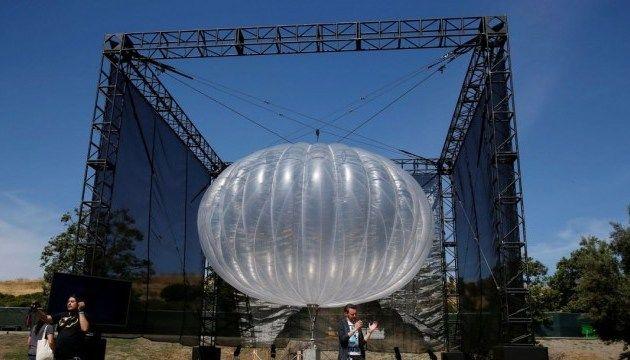 """Google хочет обеспечить Кению """"воздушным"""" интернетом"""