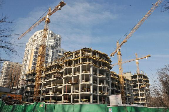В Киеве не покупают квартиры