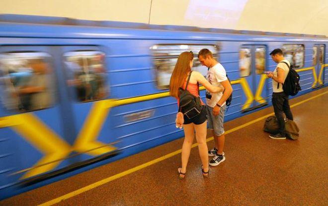 В киевском метро будут выдавать сдачу новыми монетами