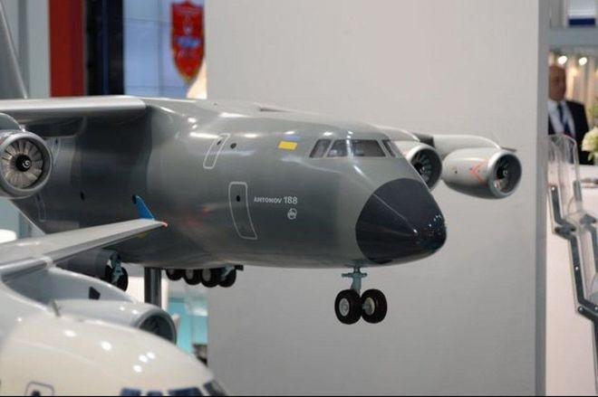 Украина и Турция будут совместно разрабатывать транспортник Ан-188