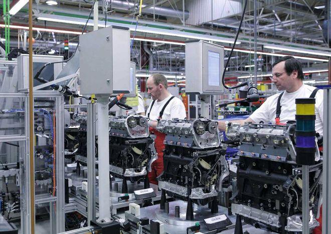 Audi сокращает производство автомобилей