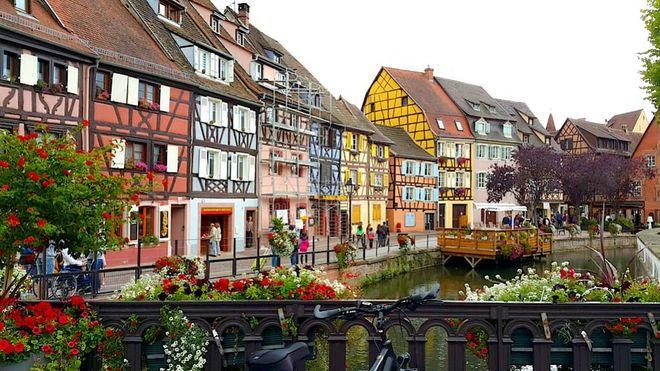 Как выглядит самый красивый город Франции