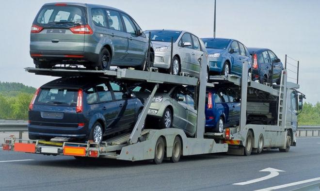 За полгода Украина импортировала автомобилей почти на миллиард долларов