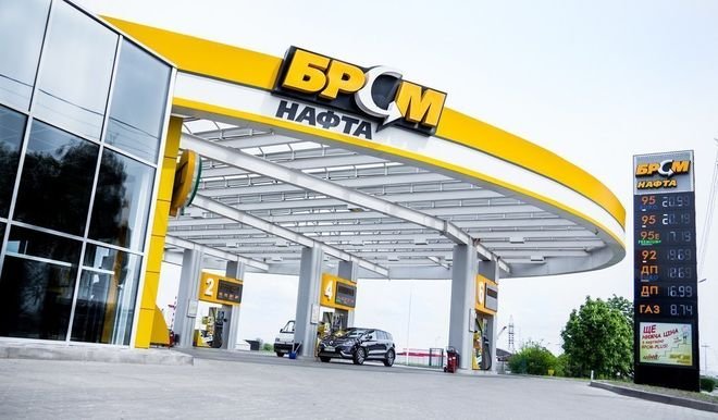 """Компания """"БРСМ-Нафта"""" закроет треть своих заправок"""