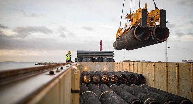 В «Нафтогазе» сообщили, что может остановить «Северный поток-2»