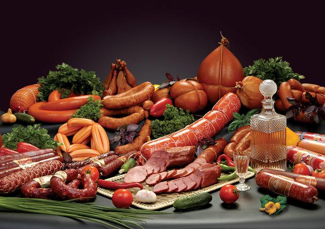 Украина наращивает производство колбас