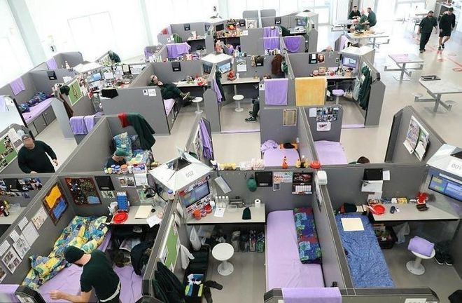 В Австралии построили тюрьму будущего, которая похожа на роскошный офис